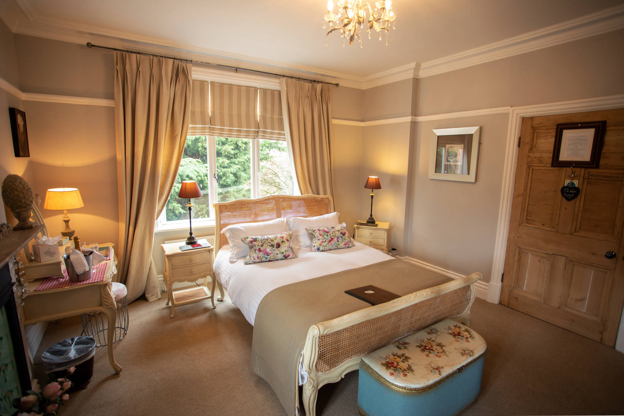 Luxury Ensuite Accommodation in The Malvern Hills, Worcestershire
