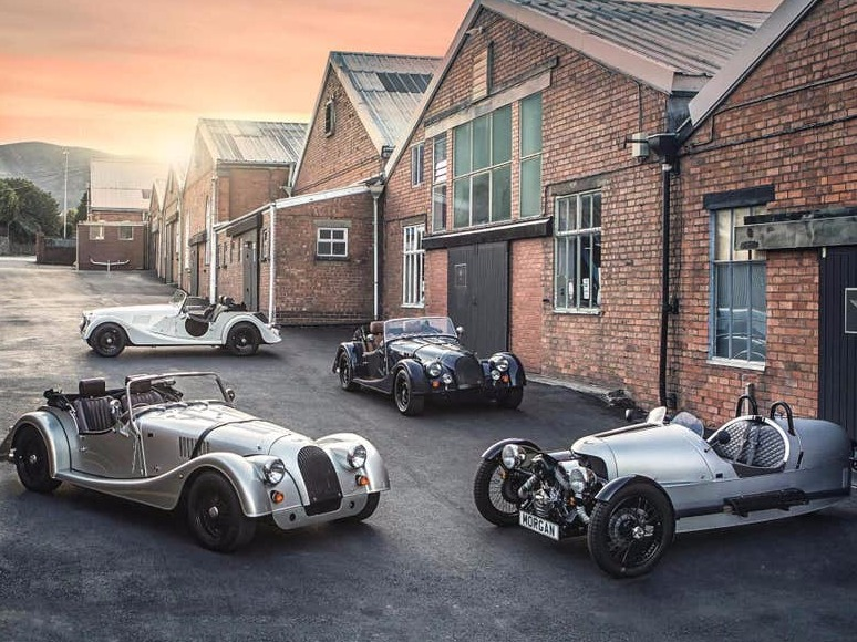 Morgan Motor Company Accommodation